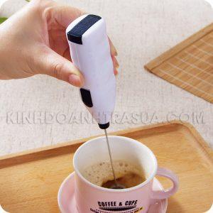 Máy Tạo Bọt Cafe Mini