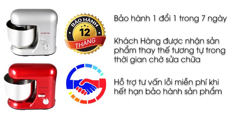 may-danh-trung-cheftronic-7L-bao-hanh-san-pham