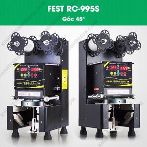 Máy Dập Cốc Tự Động Fest RC-995S