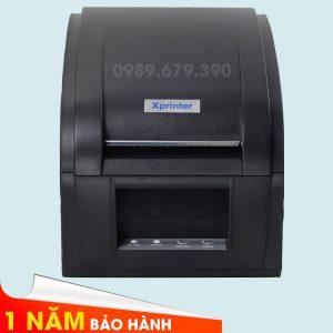 Máy In Tem Trà Sữa Xprinter XP-360B